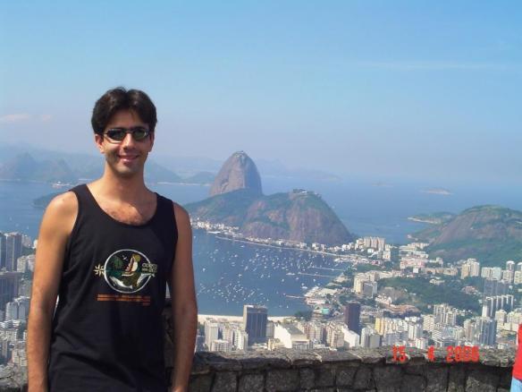055 - Felipe e o Rio